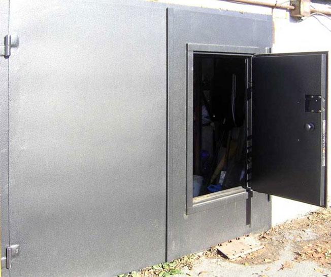 Ворота подъемные автоматические для гаража цена